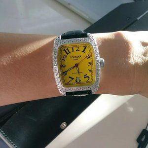 Lockman Italy Diamonds Watch